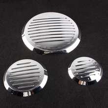 55fb13934a23 ABS cromado del motor de la motocicleta cubierta de inserción para Honda  VTX1800 2002-2008 y VTX1300 2003-2009