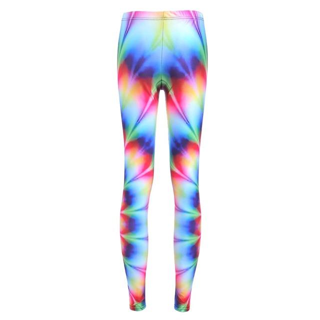 Women's Rainbow Leggings