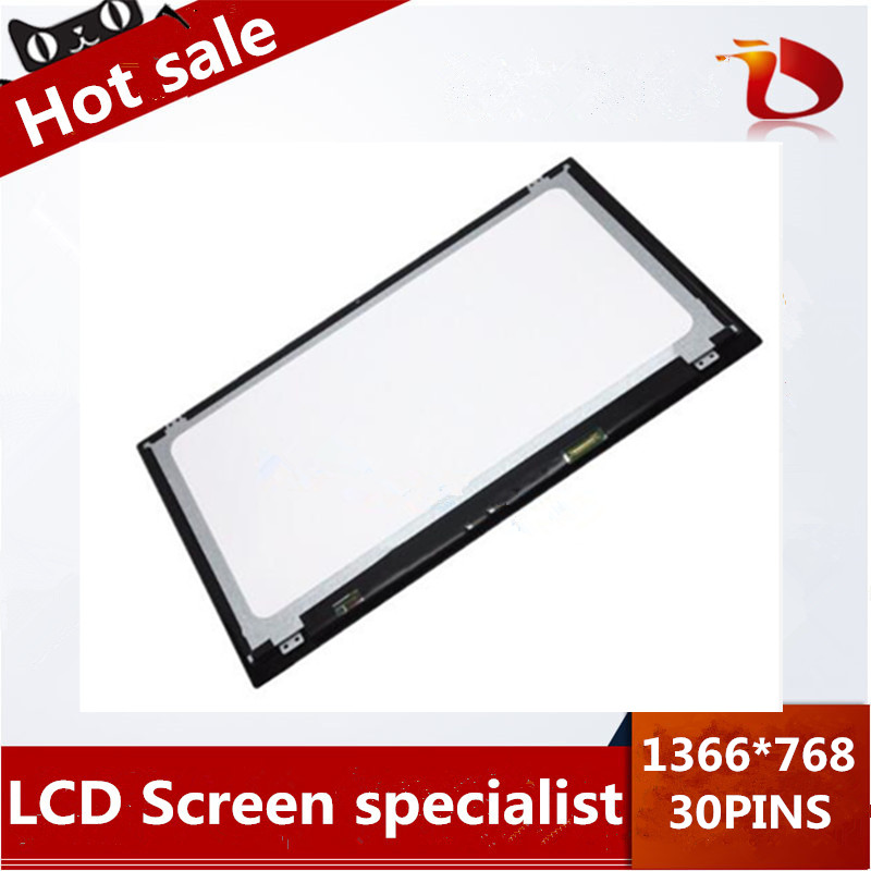 Gread A+ 14 Lcd Touch Screen Digitizer Assembly Display For Acer Aspire R3-471 R3-471TG 1366*768 30PINS new 11 6 lcd screen display touch screen digitizer assembly for acer aspire switch 11 sw5 171 325n free shipping