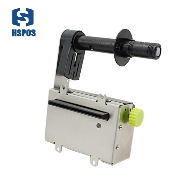 Горячая Распродажа 2 дюйма киоск-принтер термопечати с автоматическим резаком поддержка Бумага рядом датчик конца бумаги для принтера функ...