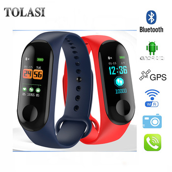 M3 Plus Smart Band Watch