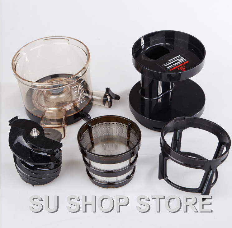 fine filter+Screw propeller hurom +Precursors Cup + Rotating brush frame+Precursor cover for HU-600WN HU-1100WN SBF11 nuova simonelli bottomless filter holder portafilter with 3 cup filter