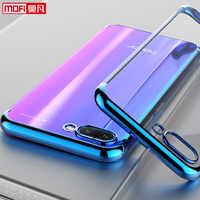Funda para Huawei honor 10 TPU suave ultra delgada original honor 10 coque funda trasera de silicona honor 10 huawei honor 10