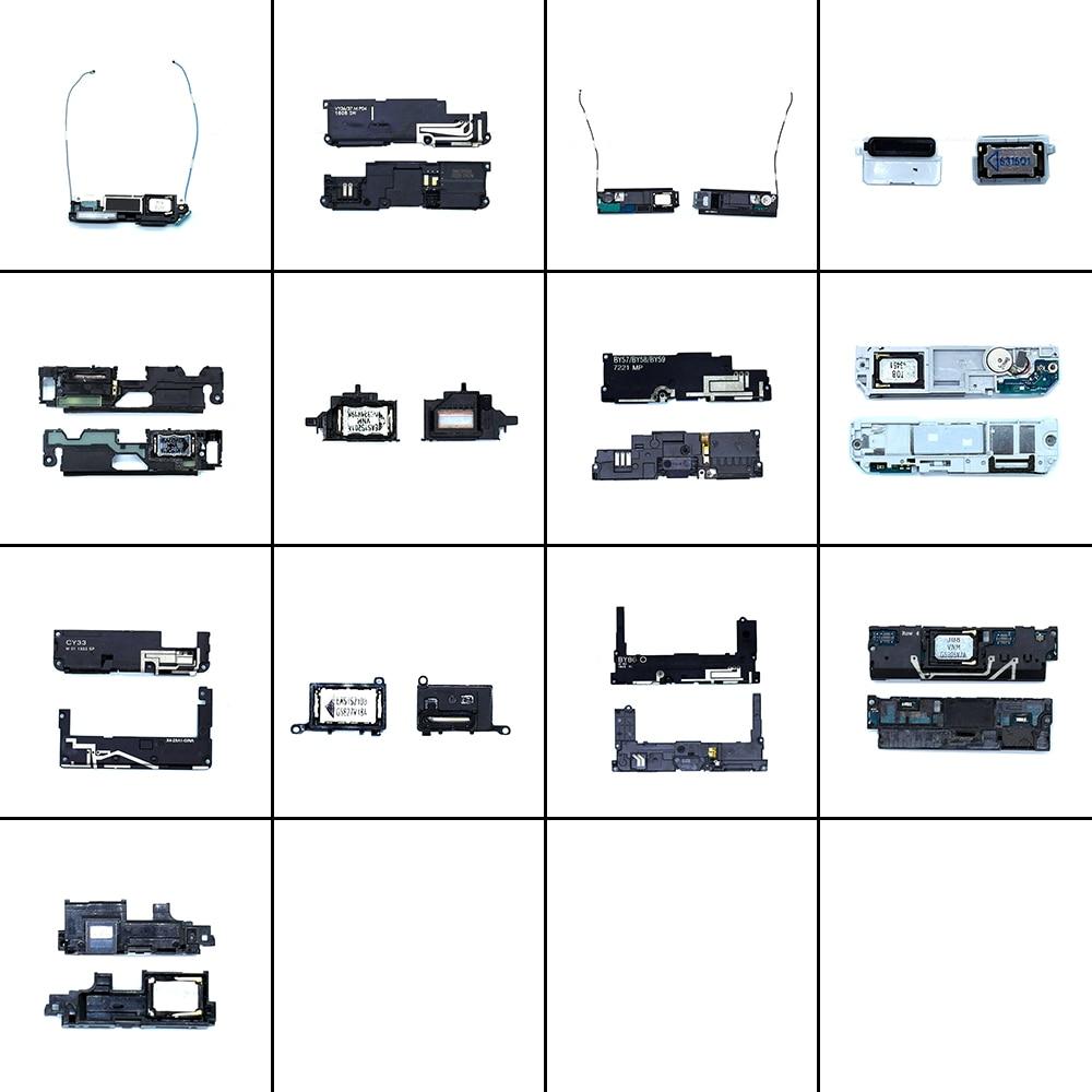 100% New Bottom Back Loud Speaker Loudspeaker Buzzer Ringer Parts For Sony Xperia XA Ultra X XA1 Z L36H Z1 L39H Z5 Compact Z4 Z3