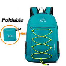 Hot sell Ultra-light folding outdoor bags multi-function skin sports bag Hunting Travel Backpack Cycling Sport Backpacks