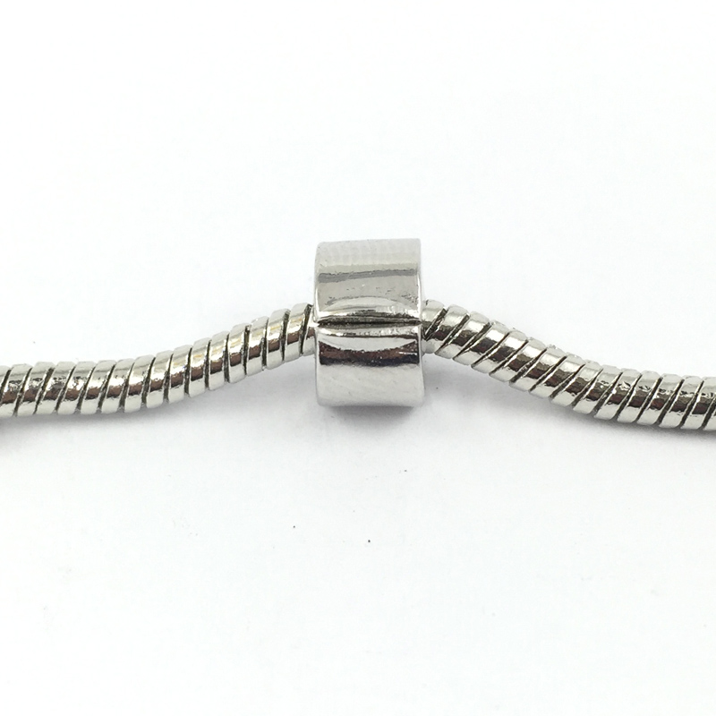 Pandora Jewelry Free Shipping: Free Shipping Clips Locks Beads Smooth Surface Stopper