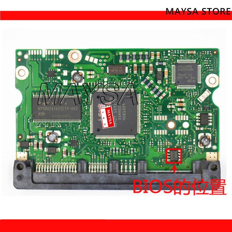HHDD PCB Logic Board / PCB 100466725 REV A DLAJ-4 / 100468974 , 100468972 / ST3500320AS , ST3500620AS , ST3500820AS