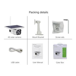 Image 5 - 最新 4 グラムソーラー IP カメラ内蔵バッテリーサポート 4 グラム SIM カード HD 1080P ワイヤレス屋外セキュリティ CCTV カメラ YN88