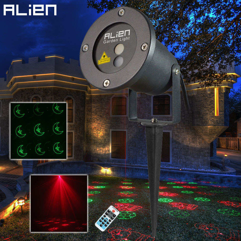 Aliexpress.com : Buy ALIEN RG Christmas Laser Light ...