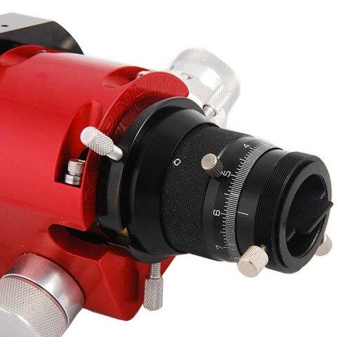 laida 0 1mm de alta precisao dupla focalizador helicoidal para astronomia monocular telescopio guider escopo