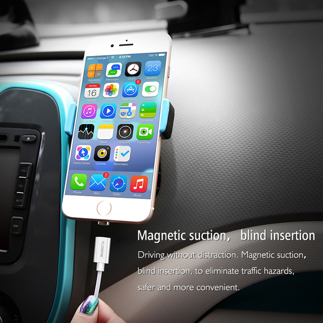 Magnetic Lighting USB Charging Cable (for iPhone 7 Plus iPhone 6 6S Plus 5 5S SE)
