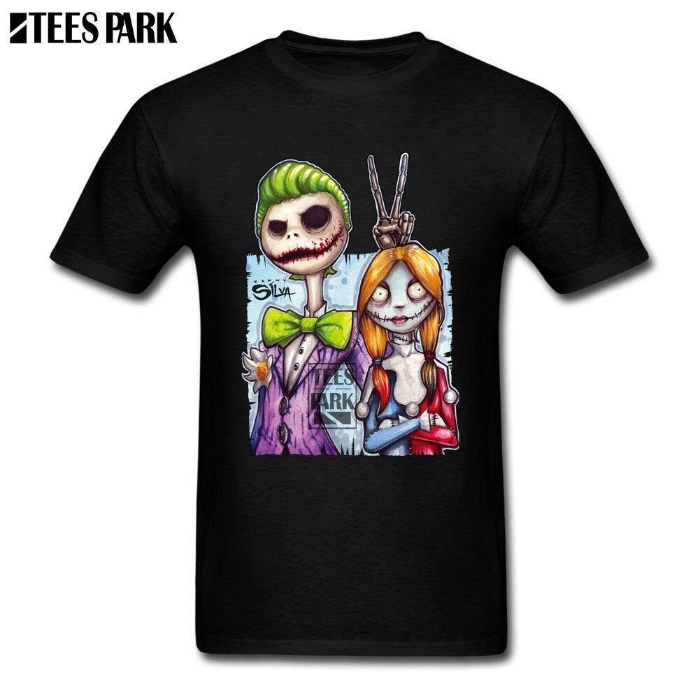 New Baseball T shirt 3D Printed Tops Men Women Nightmare Before ...