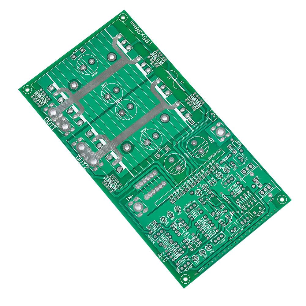 SUNYIMA 1PC czysta fala sinusoidalna inwerter pusta tablica DC12V-60V 1000 W-4000 W wysokiej częstotliwości Inverte płyta główna płytka drukowana dla majsterkowiczów