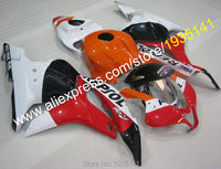 Hot Sales,For Honda CBR600RR Repsol Fairing F5 2009 2010 2011 2012 CBR600 RR CBR600 F5 Motorcycle Fairing (Injection molding)