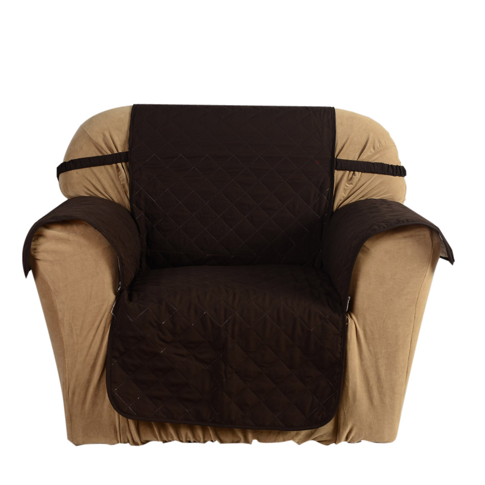 New Quilted Microfiber Soft Sofa