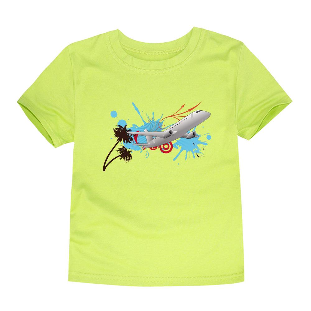 HTB1Zk9eQVXXXXbHXpXXq6xXFXXXo - CHUNJIAN 2017 children t shirts for girls boys cotton t shirt girls T-Shirt kids t shirts summer Tops & Tees kids plane shirt