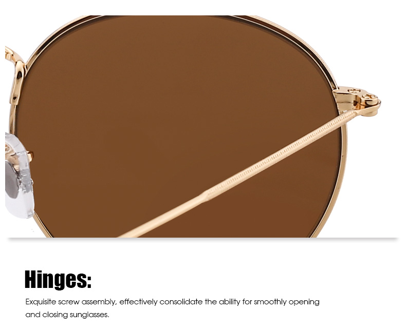 Round Vintage Sunnies glasses