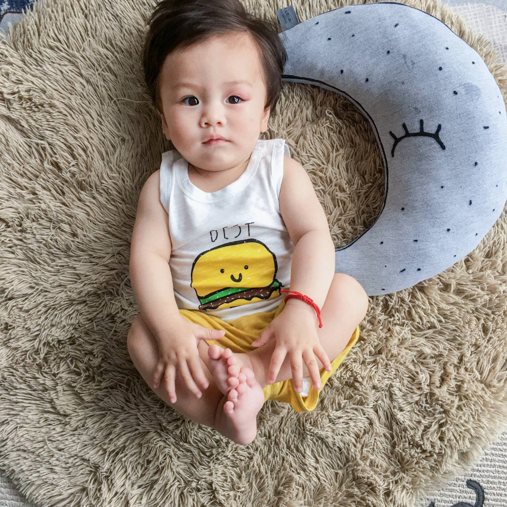 Newborn-Baby-Summer-Vest-Boys-Cute-Twins-Tshirts-Girls-T-shirts-Sleeveless-Cotton-Tees-Kids-Comfy-Tops-Baby-Raglan-Child-Clothes-4