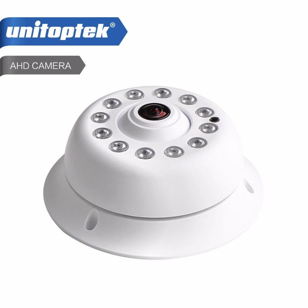 imágenes para Analógica de Vigilancia Panorámica de 2MP 1MP AHD Cámara Lente Ojo de Pez 360 grados de Vista 720 P 1080 P IR 10 m CCTV Cámara de Seguridad de Interior uso