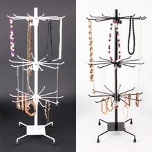 Nouveauté 30 crochet collier Bracelet bijoux présentoir métal support vitrine 70 CM X 30 CM livraison gratuite
