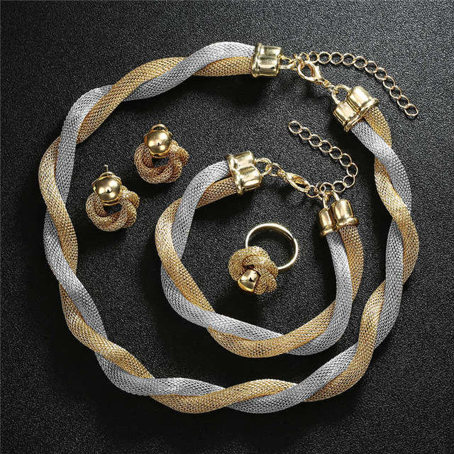 BTSETS Jewelry Sets African...