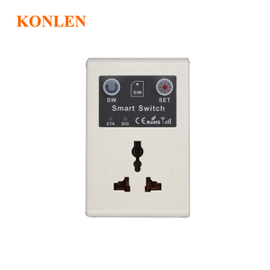 Image 4 - On Off Power Socket Gsm Smart Switch SMS Call Remote Control Home Automation Lighting konlen
