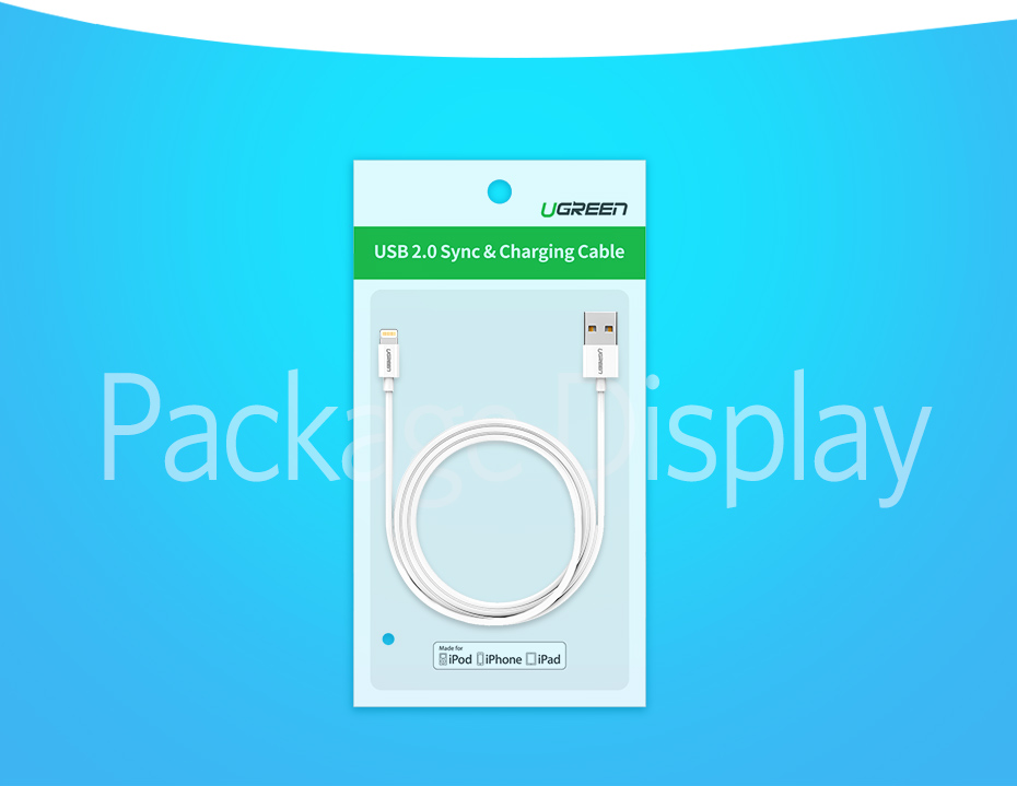 Fast Charging USB Cable for iPhone - Apple MFi Certified 23