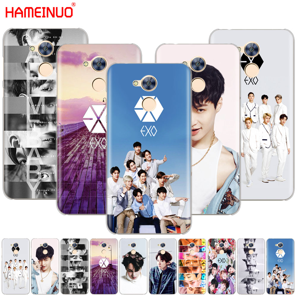 Cellphones & Telecommunications Half-wrapped Case Cheap Sale 04ad Kpop Exo Lucky One Hard Transparent Cover Case For Meizu M2 M3s M3 M3s M5s Mini M3 Note M5 M6 M6 Note U10 U20
