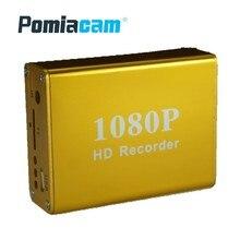Новейший 1ch 1080P CCTV DVR работает с 2.0MP AHD TVI камерами 1 канал 1080P sd-карта видео рекордер поддержка Макс 128 ГБ sd-карта