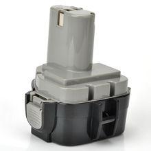 2x 12V 3.0AH Ni-MH Battery for MAKITA 1233 1234 1235 192696-2