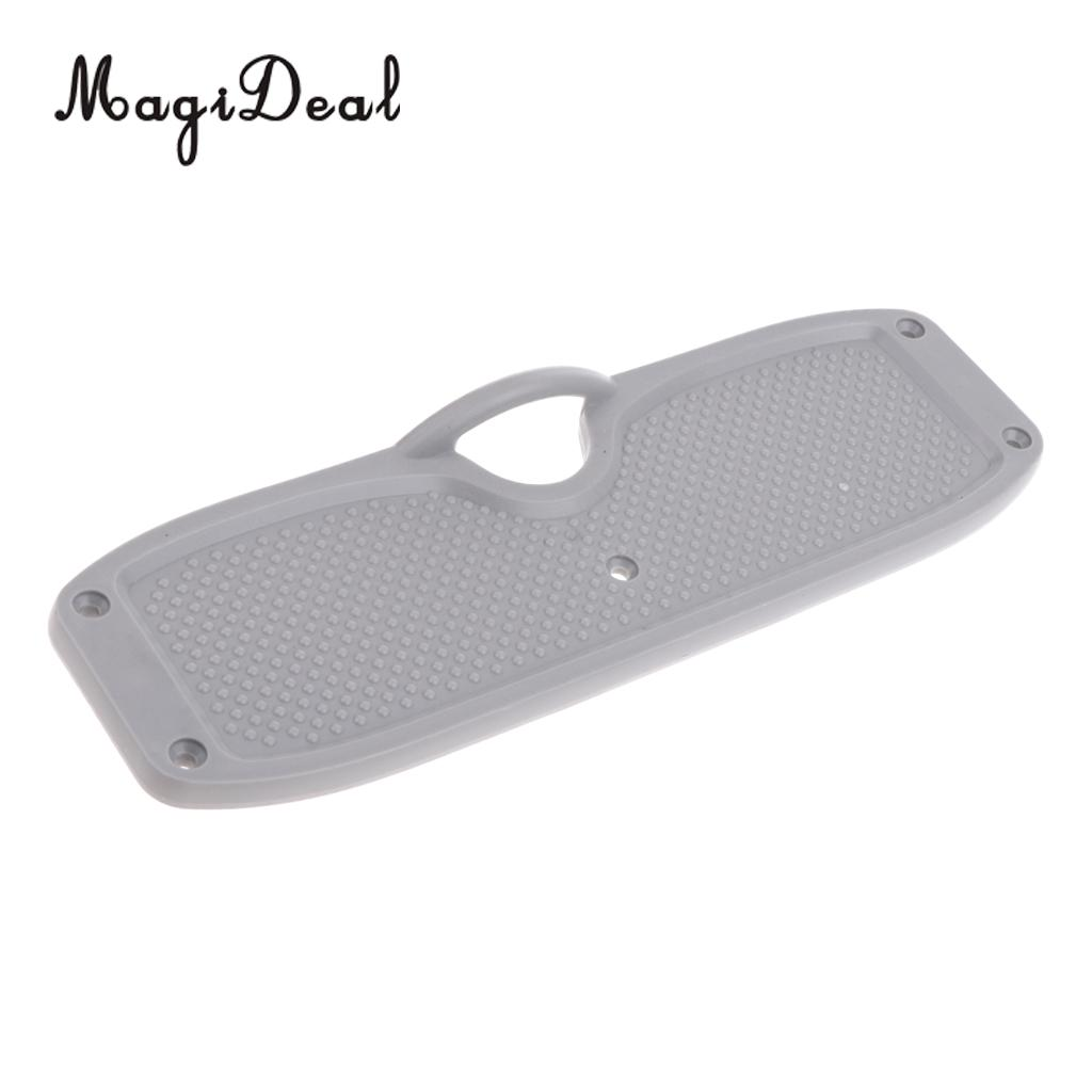 ABS Outboard Transom Mounting Plate 30 x 9.3cm Motor <font><b>Boat</b></font> Dinghy Yacht Fishing Rafting <font><b>Sailing</b></font> Boating <font><b>Accessories</b></font> image