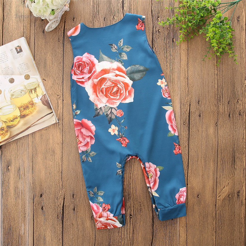 HTB1ZkEORpYqK1RjSZLeq6zXppXam 13 Styles Romper For Baby Girls Clothes Cute Print Jumpsuit Clothes Ifant Toddler Newborn Outfits Hot Sale Baby Romper Playsuit
