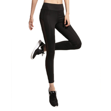 Hot Sale Women Leggings 2017 Elastic Fitness Legging Black Sportwear Leggings Ladies Pants Fashion Trousers Jeggings