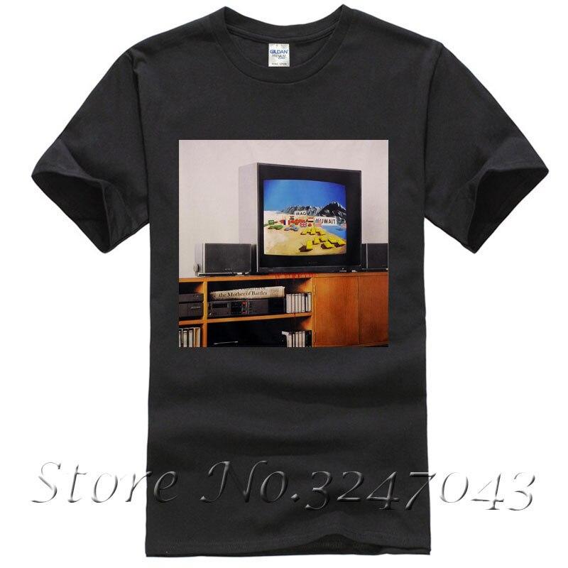 War games T Shirt by Richard Hamilton Mens T-shirt