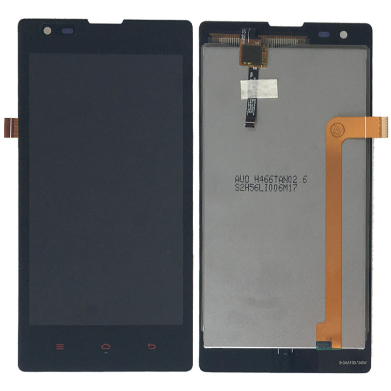 NEW Black LCD Display Touch Digitizer Screen Glass Assembly For Xiaomi Hongmi Redmi 1S Replacement