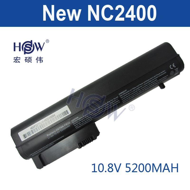 battery for HP EliteBook 2530p 2540p for Business Notebook 2510p nc2400 HSTNN DB23 412779 001 HSTNN