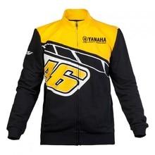 The doctor Sweatshirts Brand Men's Clothes Cotton Rossi VR 46 Hoodies MotoGP F1 Jackets Motorcycle Winter Motorbike VR46 Coats