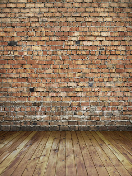 kate red brick wall photography studio props wood floor background