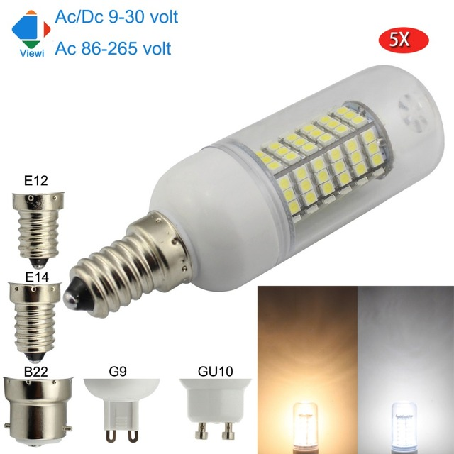 Viewi 5X lampe led bulb for home 12 volt light bulbs E12 E14 E27 B22 GU10.jpg 640x640 Résultat Supérieur 15 Élégant Lampe Led Gu10 Photographie 2017 Xzw1