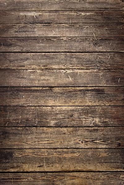 Vivid wood plank wood floor photography backdrop studio newborn pet photo background studio backdrops D-570