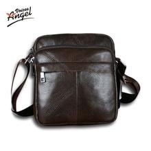 Ангел Голоса! горячие продажи Новая мода натуральной кожи мужчины сумки небольшой мешок плеча мужчины сумка crossbody мешок отдыха XP491