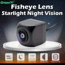 Авто-камеры HD 1280*720 P Ночное Видение заднего вида автомобиля Камера IP68 Водонепроницаемый mccd заднего вида Камера Реверсивный резервного Камера