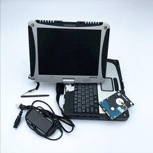 Лучшее качество Toughbook CF19 CF-19 ноутбук Toughbook для Panasonic CF 19 поддержка работы для SD C3 C4 C5 alldata диагностический инструмент