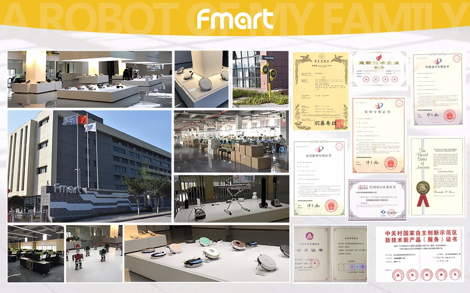 Aliexpress Fmart Robot Factory Official Store