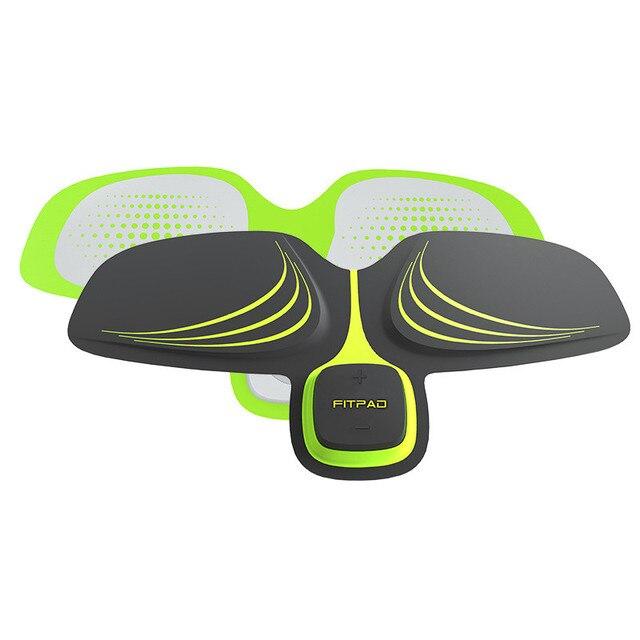 Newest 1pcs Electric Muscle Stimulator Arm Muscle Stimulation Body Slimming Machine Muscle Exerciser Body Machine Body Massager