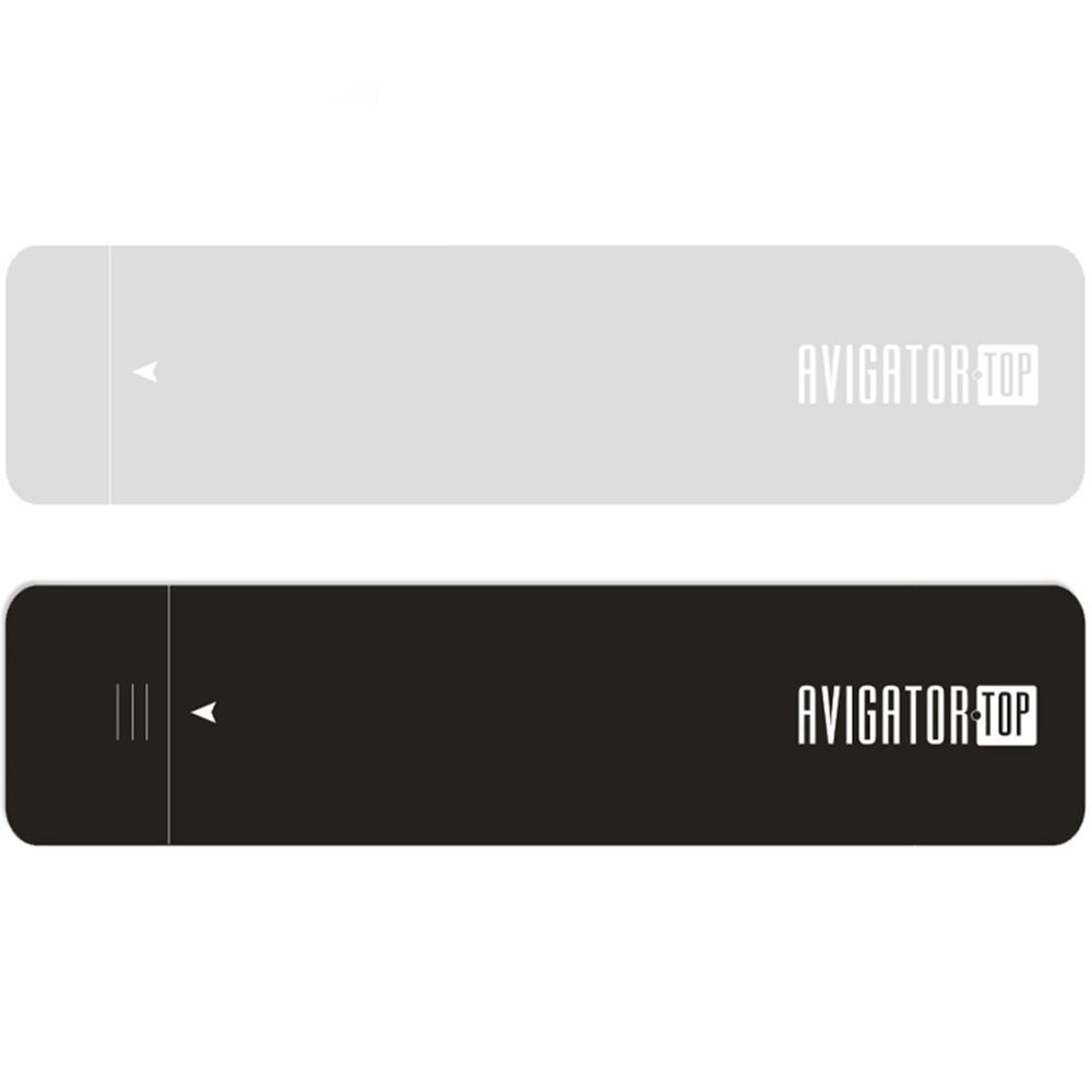 JEYI AVIGATOR m.2 NVME Aluminium TYPEC 3.1 boîtier SSD Mobile Pptibay SSD type de boîtier C 3.1 JMS583 m2 USB3.1 M.2 PCIE SSD U.2
