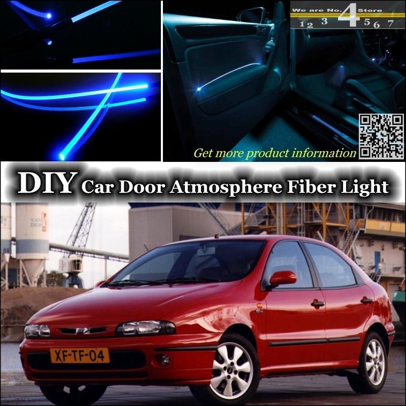 Us 2185 13 Offdla Marki Fiat Bravabravissimobravo Wnętrze Ambient Light Tuning Atmosfera światłowód Zespół światła Drzwi Panel Oświetlenia W