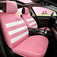Car seat cover For Lada 110 111 112 Kalina Niva Vesta XRAY Granta car accessories car styling car stickers