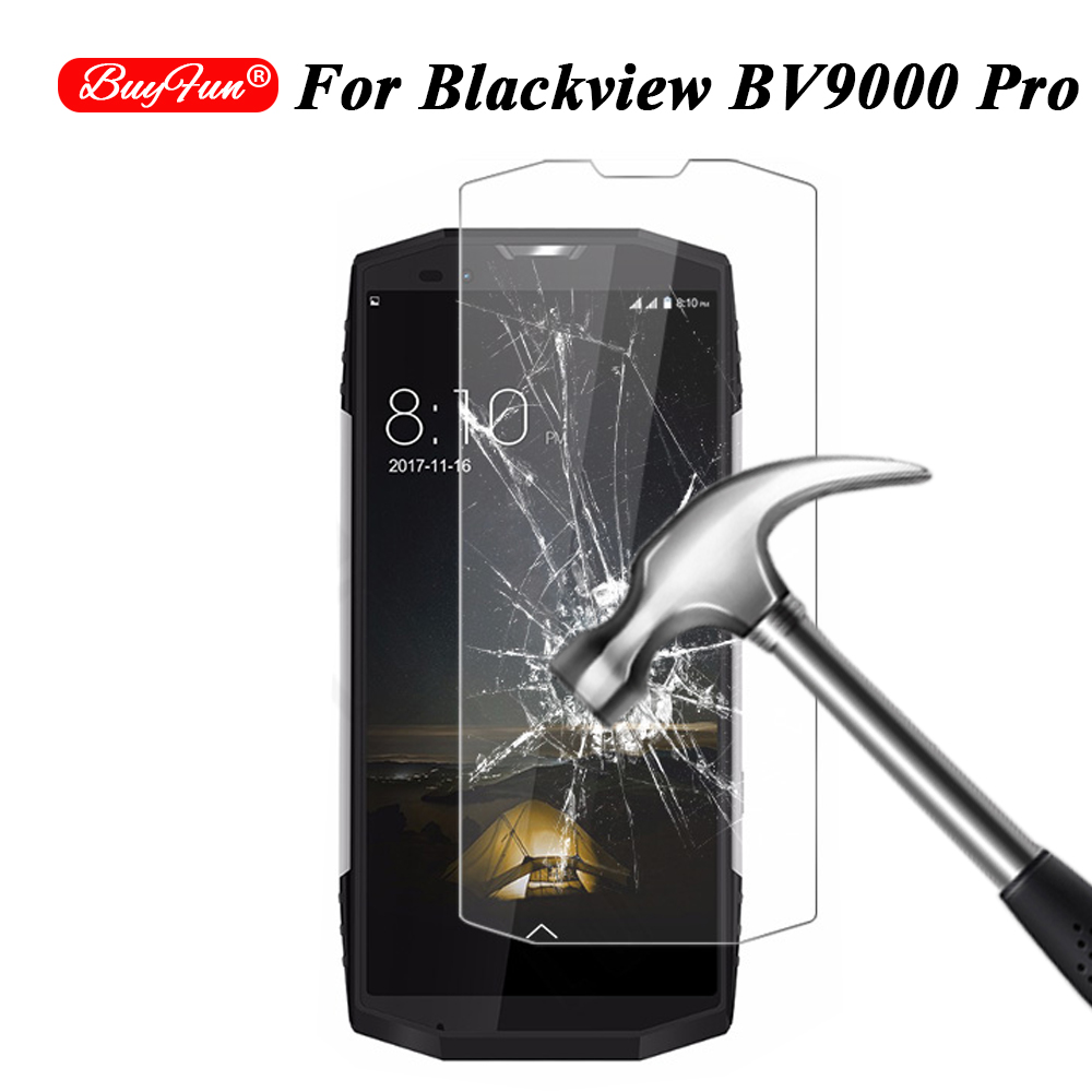 Protective Glass On The For Blackview BV9000 Pro Tempered Glas BV 9000 BV9000pro Premium Protect Phone Screen Protector Film 9H