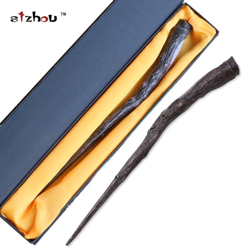 Stzhou Harri Potter Magical wand Bellatrix Lestrange Non luminous Wand With Box 33cm